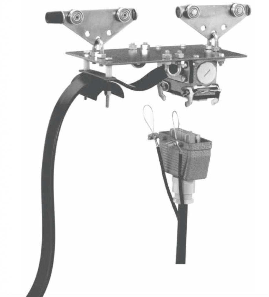 c-sínes áramvezető eco cranes darukhoz - Eco-Cranes
