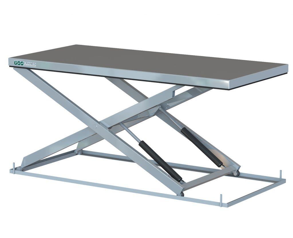 Autós emelőasztal - Eco-Cranes