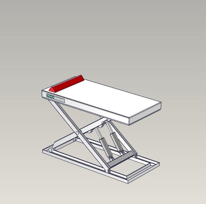 Emelőasztal extrák - 03 Roll-Off-Guard