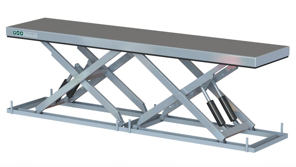 Dupla Ollós emelőasztalok - Eco-Cranes