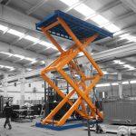 Hidraulikus emelőasztalok - Eco-Cranes