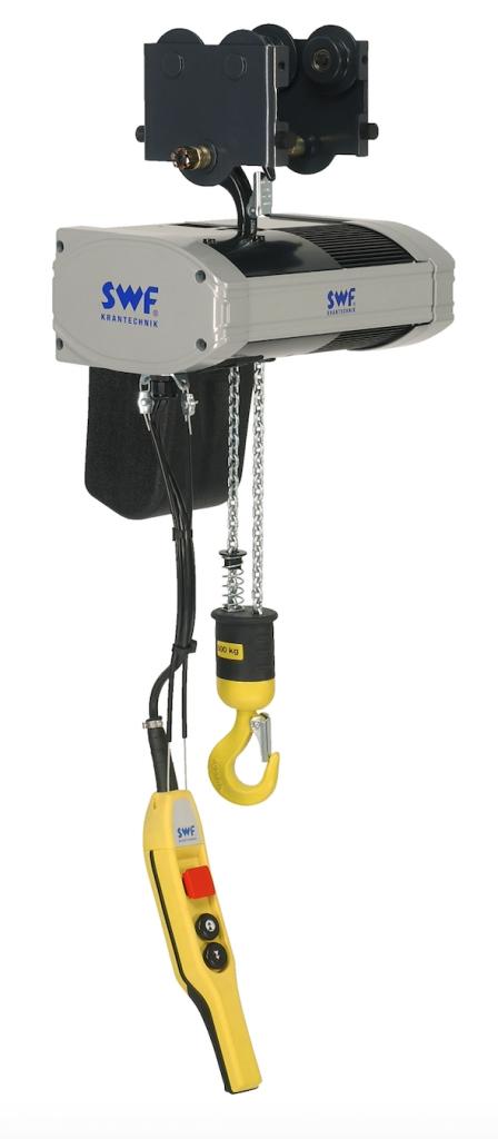Elektromos láncos-emelő - Eco-Cranes
