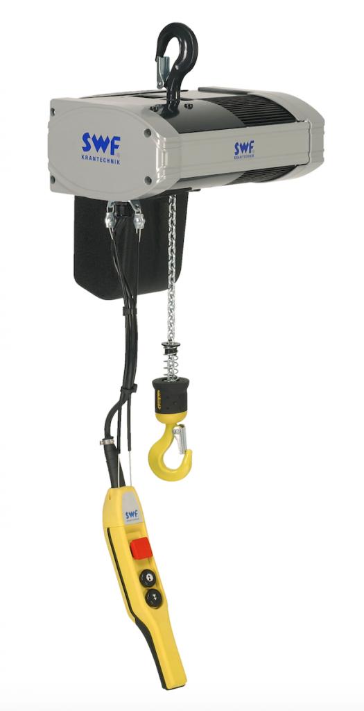 Elektromos láncos-emelő 2 - Eco-Cranes