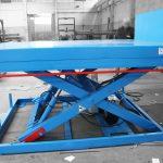 Eco-Cranes hidraulikus ollósemelők - emelőcsere