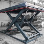 Eco-Cranes hidraulikus ollósemelők - telepítve