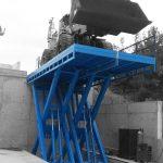 Eco-Cranes hidraulikus ollósemelők - süllyesztett