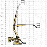 önjáró szerelőállvány - AD.12 - Eco-Cranes